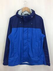 L.L.Bean/ナイロンジャケット/サイズ:S/ナイロン/ブルー/無地/型番:RN71341