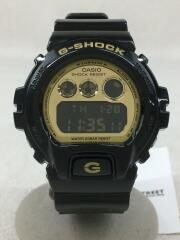 CASIO/クォーツ腕時計・G-SHOCK/デジタル/ラバー/BLK/BLK