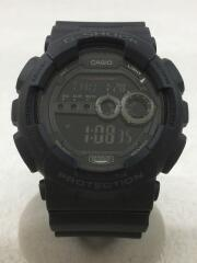 CASIO/クォーツ腕時計・G-SHOCK/デジタル/BLK