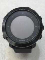腕時計/デジタル/--/GRN/BLK/充電器あり