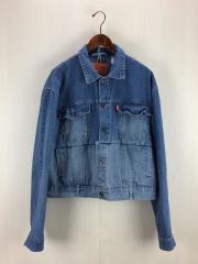 ×LEVI'S/17SS/reworked denim jacket/再構築Gジャン/M/MSS17LE8//デニムジャケット