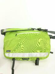 HALF MASS BAG MOLTEN/ショルダーバッグ/ナイロン/グリーン