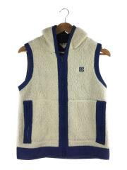 ×KAVU/別注 Fleece Vest/RHC EXPOCITY限定/フリースベスト/XS/ポリエステル