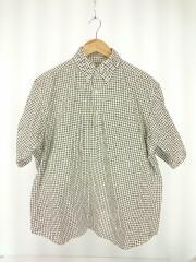 ×BEAMS PLUS別注/オックスフォードシャツ/ボタンダウン/プルオーバー/半袖シャツ/38