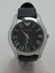 クォーツ腕時計/アナログ/--/BLK/BLK/AR-1703