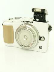 デジタル一眼カメラ OLYMPUS PEN Lite E-PL2 ボディ [ホワイト]