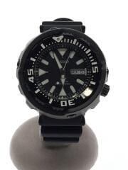 4R36-05S0/PROSPEX/プロスペック/ダイバー/自動巻腕時計/アナログ/ラバー/黒