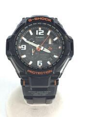 GW-4000-1AJF/ソーラー腕時計・G-SHOCK/スカイコックピット/グラビティマスター/ブラック