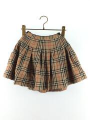スカート/120cm/ウール/BRW