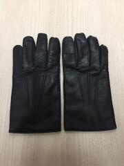 手袋/--/BLK/無地/ブラック/黒