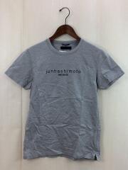 JUN HASHIMOTO/ジュンハシモト/Tシャツ/3/コットン/GRY/1101910039/グレー/灰色