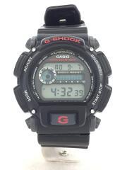 G-SHOCK/腕時計/デジタル/樹脂ベルト/BLK/BLK/DW-9052-1VDR/G-ショック/