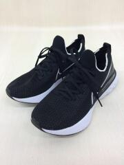 React Infinity Run Flyknit/ローカットスニーカー/26cm/BLK/CD4371-002