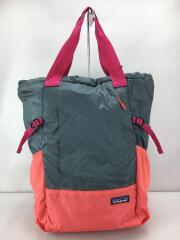 リュック/ナイロン/GRY/Lightweight Travel Tote Pack 22L/48808SP17