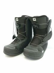 B160302601 スノーボードブーツ/27.5cm/BOA/ブラック/HASHTAG M1/B160302601