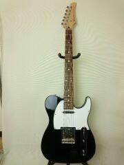 WST-STD エレキギター/テレキャスタイプ/黒系/2S