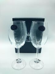 ELBE crystal/エヴァ/ペアワイングラス/2点セット/クリア/40415 C5194/250/2P