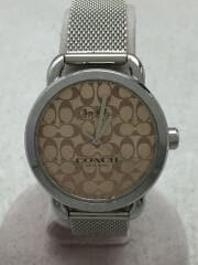 クォーツ腕時計/アナログ/ステンレス/シルバー/CA.105.7.95.1208