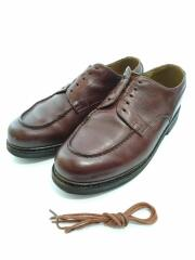 CHAMBORD/TEX/710708/ブーツ/UK9/BRW/レザー/ブラウン