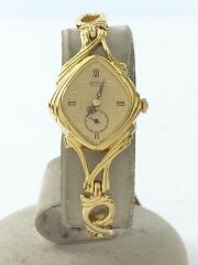 クォーツ腕時計/アナログ/ステンレス/GLD/GLD/1428-5130/文字盤ゴールド/
