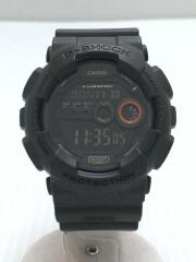 クォーツ腕時計・G-SHOCK/デジタル/ラバー/BLK/KHK