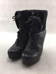 ブーツ/35.5/BLK/270022