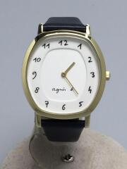 腕時計/アナログ/--/WHT/NVY/FCSK928