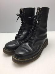 ブーツ/--/BLK/黒/10ホール/イングランド製