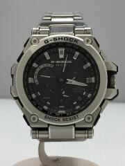 ソーラー腕時計・G-SHOCK/アナログ/SLV/SLV/MTG-G1000D-1AJF