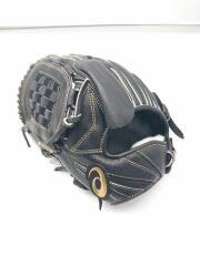 野球用品/左利き用/ブラック/SPEED AXEL/硬式/投手用/グローブ