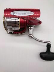 RCS 3012 リール/スピニングリール/セルテート カスタムボディ 3000 レッド/釣り/フィッシング