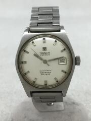 自動巻腕時計/アナログ/ステンレス/SLV/SLV/ティソ