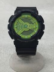 クォーツ腕時計・G-SHOCK/デジアナ/BLK/カシオ
