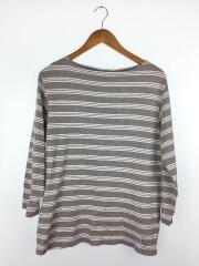 2019SS/長袖Tシャツ/4/コットン/GRY/19S-NW-001/
