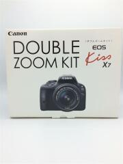 デジタル一眼カメラ EOS Kiss X7 ダブルズームキット