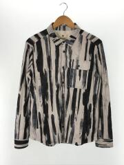 20SS/Printed Flexible Insulated Shirt/長袖シャツ/M/SW-20SU006