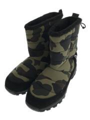 ブーツ/28cm/マルチカラー/カモフラ