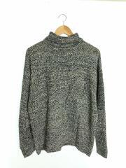 セーター(厚手)/L/アクリル/ブラウン