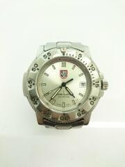 クォーツ腕時計/アナログ/ステンレス/シルバー/SERIES 3200/中古