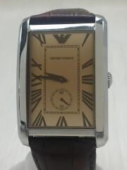 腕時計/アナログ/ベルト劣化/BRW/BRW