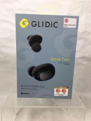 イヤホン・ヘッドホン SoftBank SELECTION GLIDiC Sound Air TW-5000ブラック