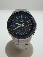 ソーラー腕時計・OCEANUS/アナログ/ステンレス/SLV/SLV