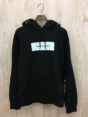 17SS/BACK END PANEL PULL OVER /1/コットン/BLK/UE-170024
