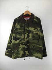 Tactical Jacket/ナイロンジャケット/M/ナイロン/グリーン/カモフラ/×JUNYA WATANABE MAN  タクティカルジャケット