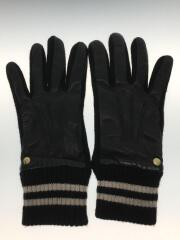 手袋/レザー/ブラック/メンズ