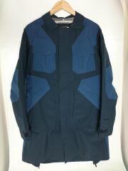 Burton thirteen Junkers Coat/コート/M/ゴアテックス/ネイビー