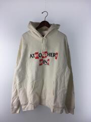 20AW/Hooded Sweatshirt/×ANTI HERO/パーカー/XL/コットン/ホワイト