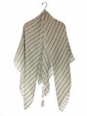 スカーフ/シルク/CML/ストライプ/ユニセックス