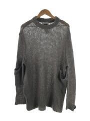 セーター(厚手)/XS/モヘア/BRW