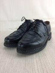 CHAMBORD/シャンボード/710709/ブーツ/UK7/ブラック/レザー/箱有/シューツリー付